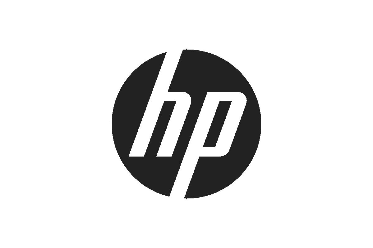 HP Black Logo 1200x800