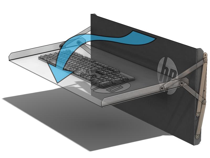 Keyboard Flipout Photoshop 800x600