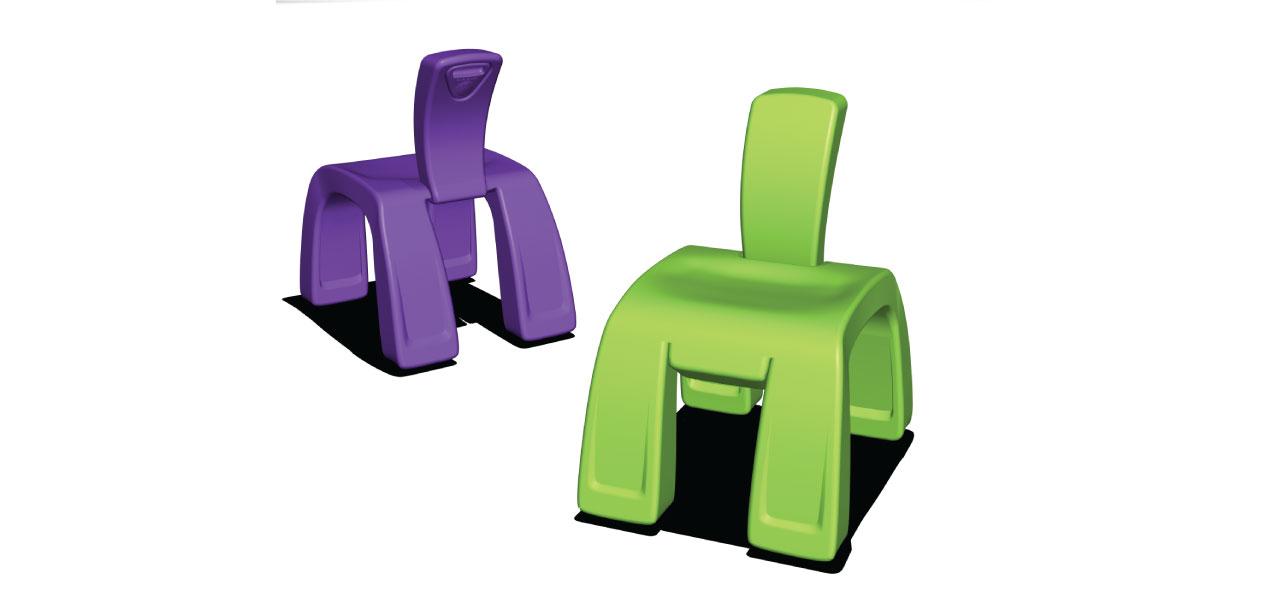 Arma-Chair--green-and-purple