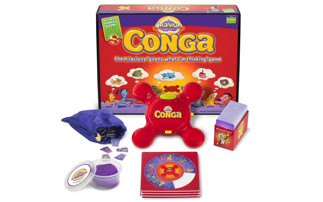 Conga Array 1280x800