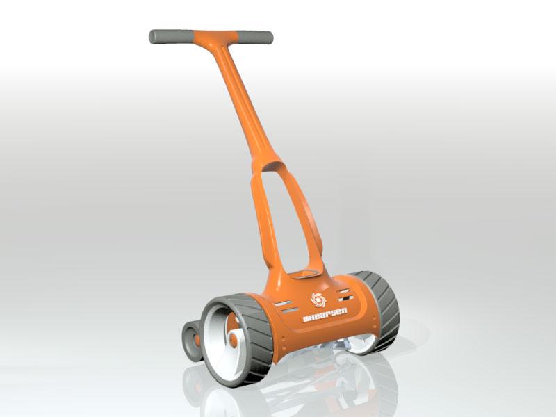 framey-mower